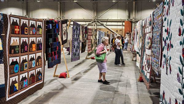 Pennsylvania National Quilt Extravaganza