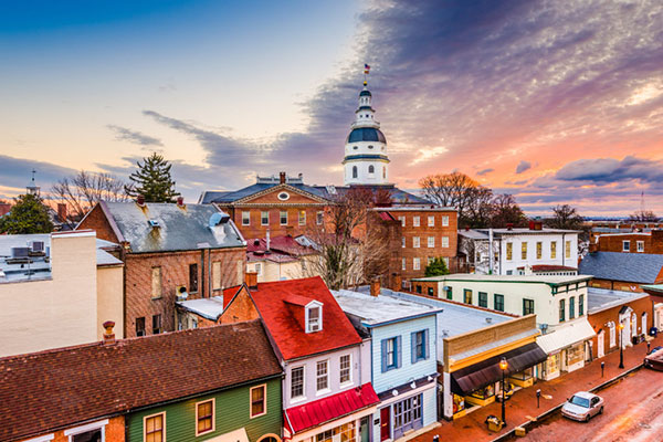 Historic Annapolis, Maryland