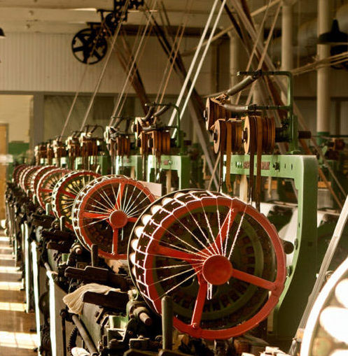 Boott Cotton Mill Museum